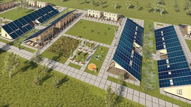 placas solares solar cabin