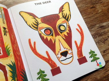 masks in the forests inside 9