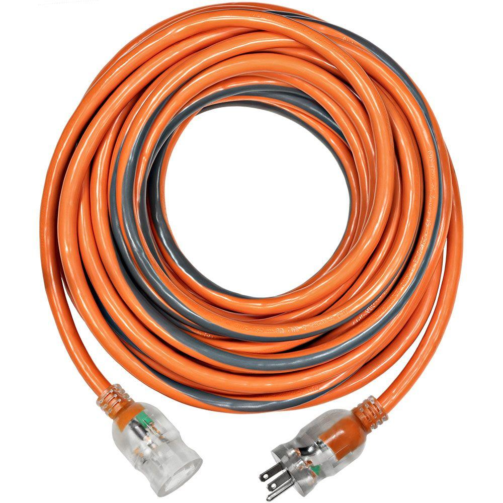 hight resolution of 10 3 sjtw extension cord with lighted plug