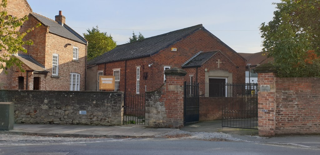 St Mary and St Romuald Church Hall, Yarm