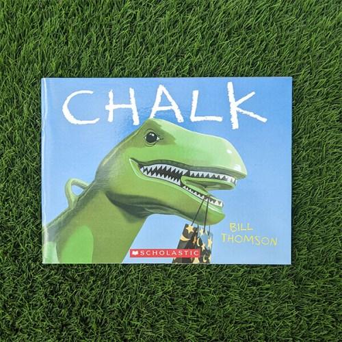 Chalk by Bill Thomson