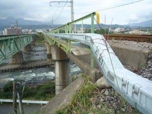 Furukawa Green Trough Elevated System Bridge