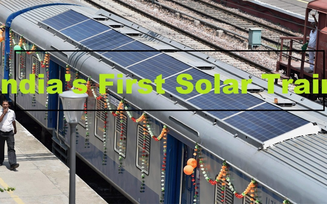 5 Ways in Which Indian Railways is Going Environment Friendly