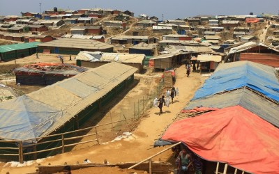 Rohingya Muslim Refugees Face Monsoons and Disease: Will They Make It?