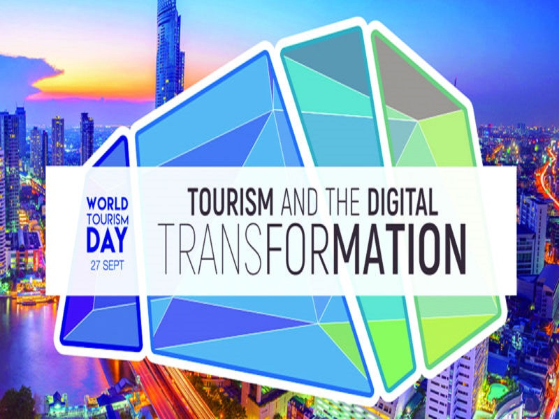 World Tourism Day 2018 Pitches for Digital Transformation for Sustainability