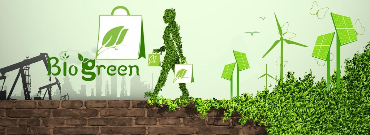 Biogreen Bags from Bangalore, Karnataka, Mohammad Sadiq