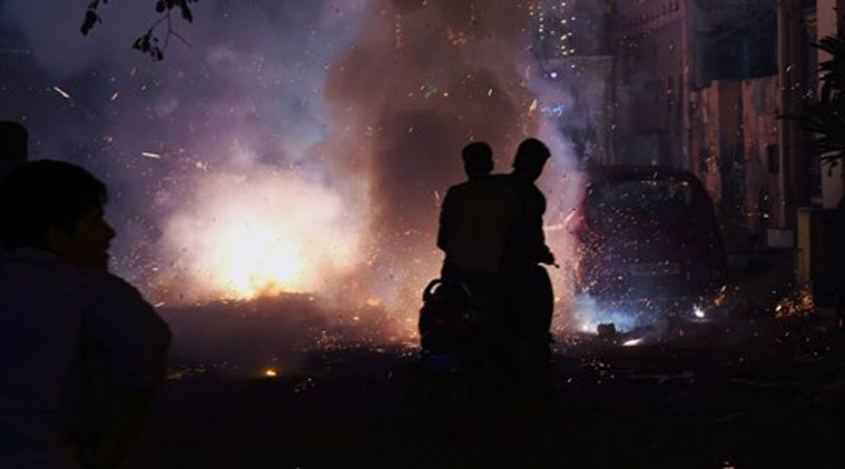 Diwali Air Pollution Hits Delhi and Mumbai, Peaks in Major Cities of India