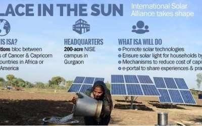 International Solar Alliance (ISA) revs up pace for renewable energy