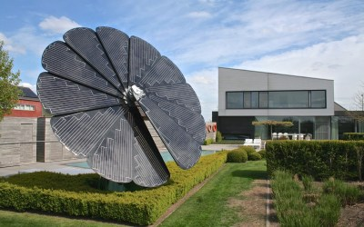 SmartFlower is the world's first all-in-one solar energy innovation