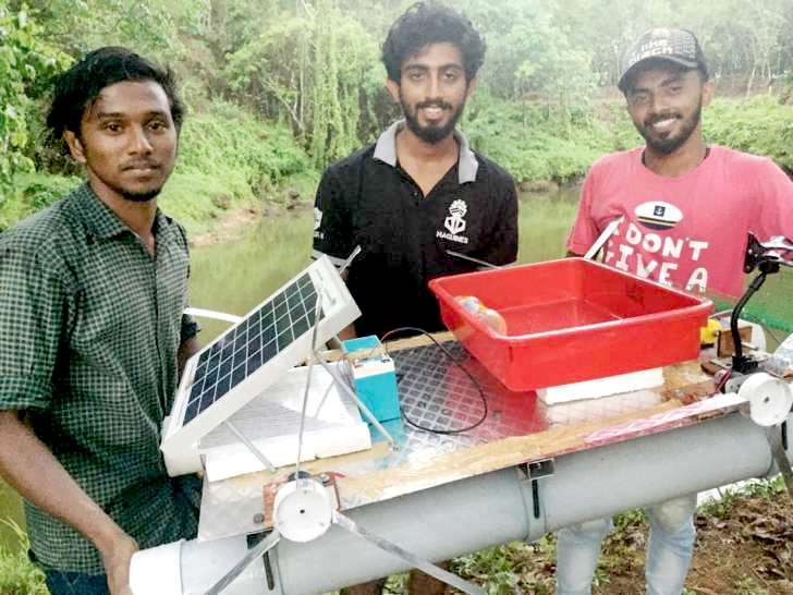 Solar Energy Innovation to Curb Pollution in Water Bodies, Rivers, Oceans
