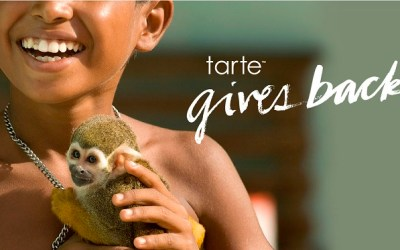 Tarte Cosmetics Blends Glamour n Green with Amazonian Clay, Maracuja