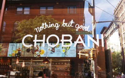The Chobani Way: Bringing Sustainability and Natural Values Together
