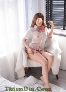 [Hoàng Cầu]Gái gọi Ruby Nguyễn 4798 - Gái lai Thái Việt, tận hưởng tột cùng cảm xúc.