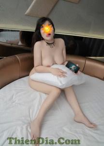Gái gọi Diễm My 7940 - Ngực to mông nẩy làm tình hết sẩy.