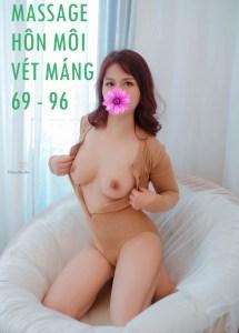 Gái gọi Kiều Linh 4711 - Xinh xắn, cao ráo, combo massage & fuck.