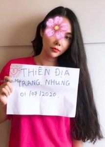 Gái gọi Trang Nhung 9271 (1647) - Ngực to, Eo thon, Mông nở, Chuẩn tiếp khách.