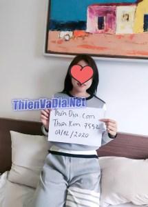 Gái gọi Thiên Kim 7552 - Dâm nữ trên giường.