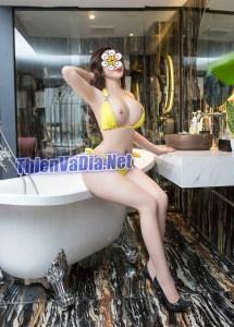 Gái gọi Quỳnh Anh 6950 - Xinh duyên ngoan hiền vú mông cực chất.