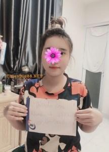 Gái gọi Khánh Linh 4323 - Cô gái có nét đẹp như thiên thần.
