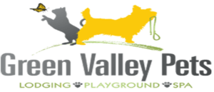 Green Valley Dog and Cat Logo