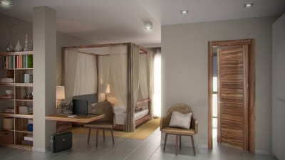 Master bedroom | Green Views