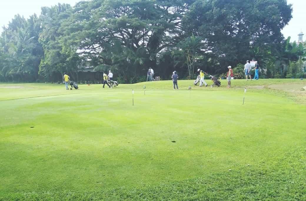 Achimota Golf Club, Ghana