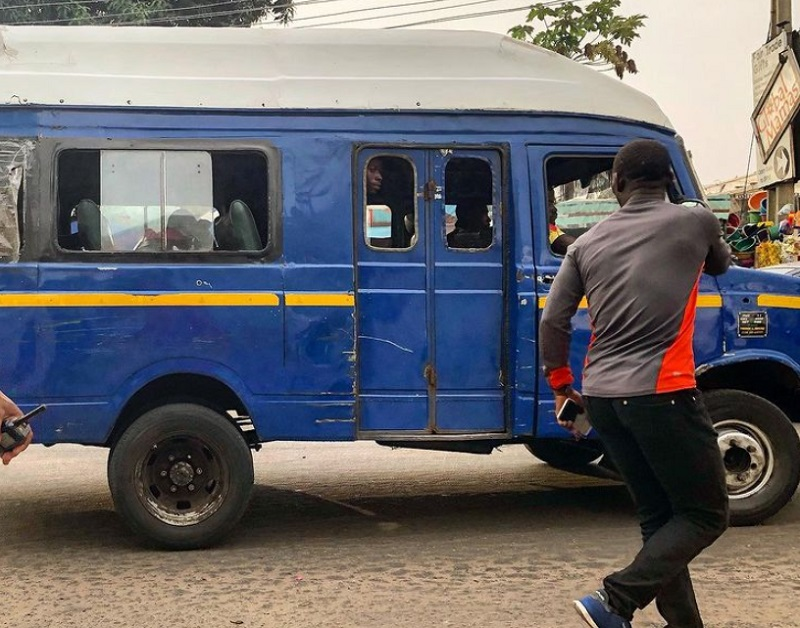 Travelling like a local in Ghana by Tro-Tro