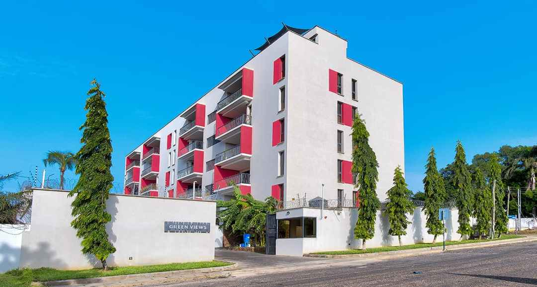 Green Views Residential - Accra
