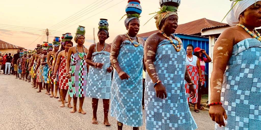 Ethnic groups in Ghana – Popular legends and myths