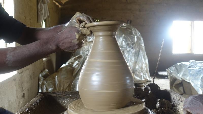 Vume the pottery village
