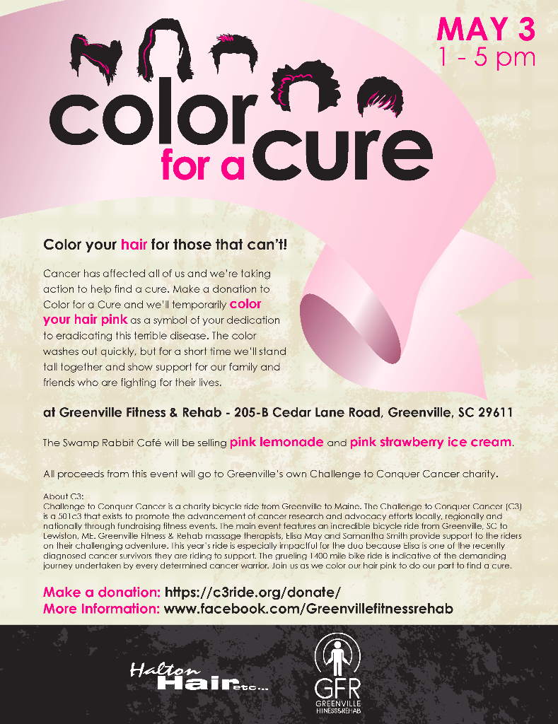 Color for a Cure 2015