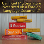 Notary-foreign-language