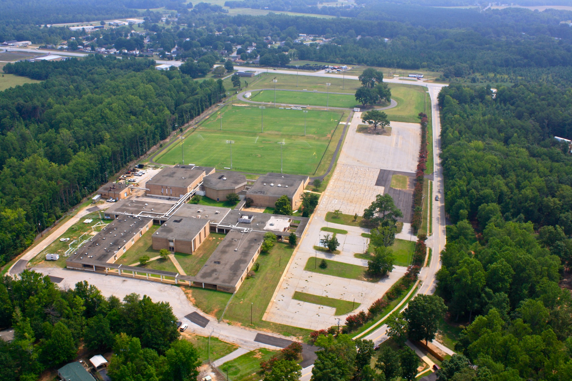 Piedmont Athletic Complex | Greenville County Parks ...