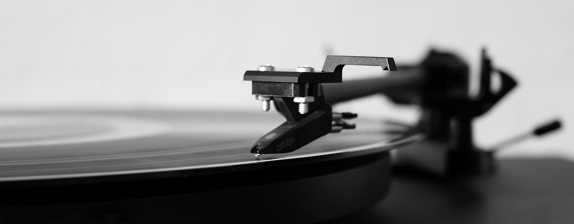 green vinyl records