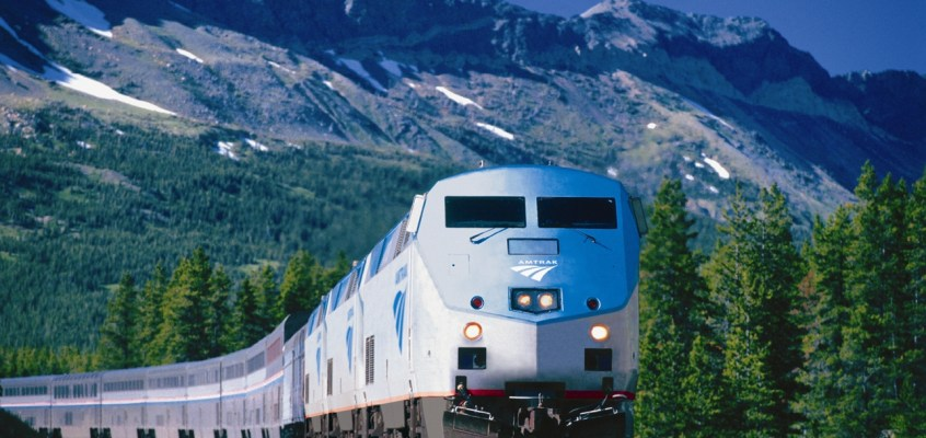 Amtrak and National Park Service Expand Trails and Rails