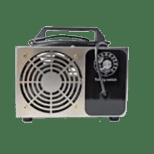 Purificador de aire interiores - maquina de ozono Greenware