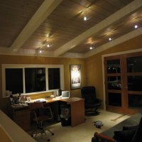 Home Office Lighting Ideas - Home Design Elements