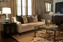 Living Room Paint Colors with Brown Furniture