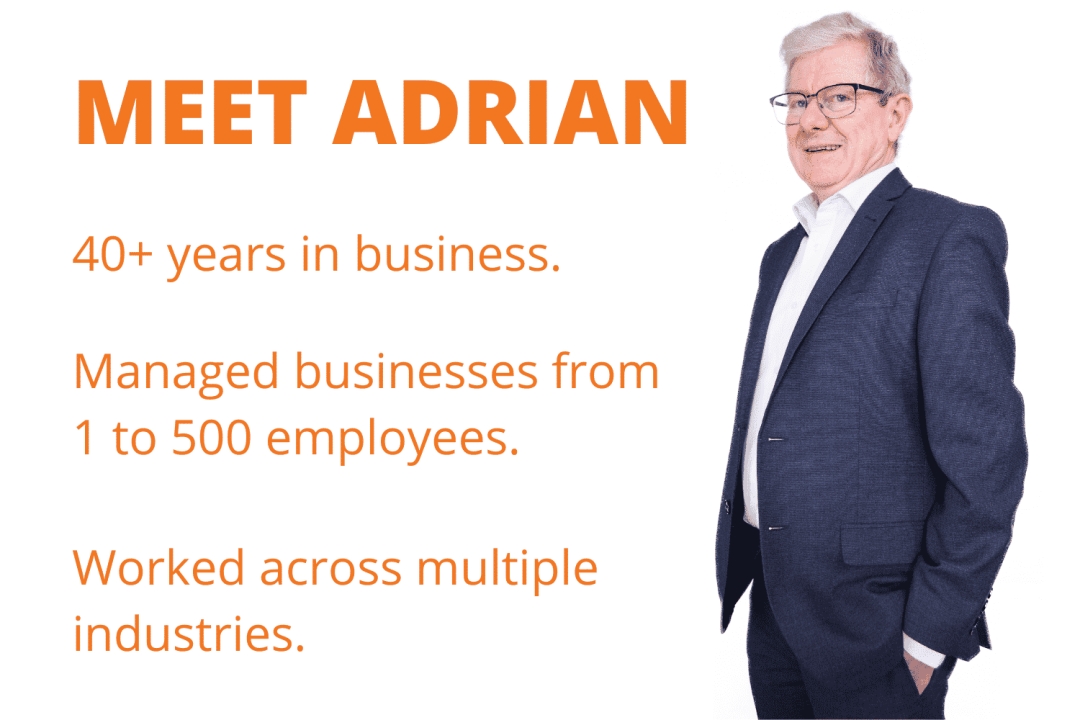 Adrian Gallagher Business Growth Specialist