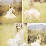 vintage bridal session