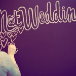notwedding event