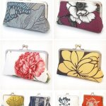red ruby rose clutches