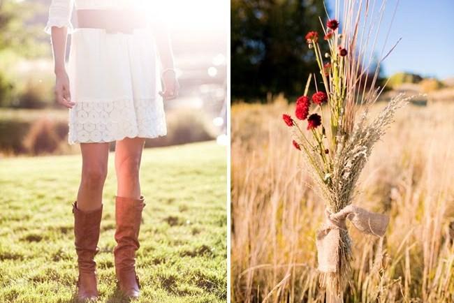 idaho_wedding bride in boots