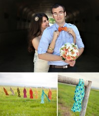 A Fun Bow Tie Giveaway! - Green Wedding Shoes