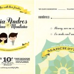 cute wedding invitations