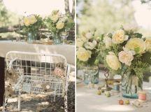 Rustic, Vintage Wedding Ideas | Green Wedding Shoes ...