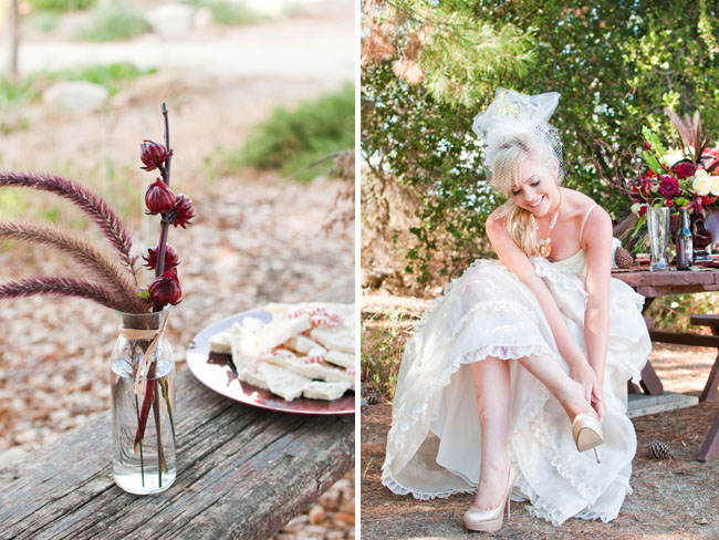 Backyard Winter Wedding Ideas