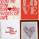Love Posters heart