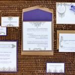 chocolate engagement party invitations