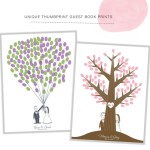 thumbprint guestbooks